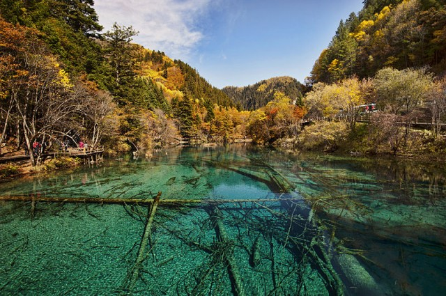 jiuzhaigou_valley_wu_hua_hai_five_flower_lake