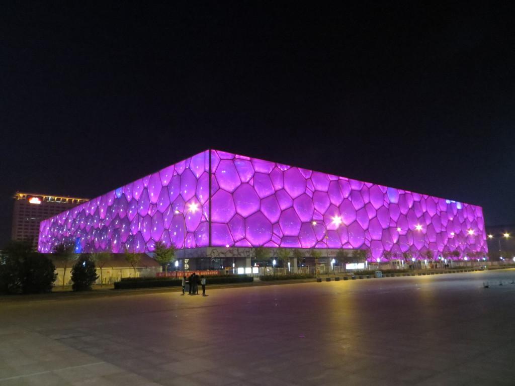 20121024 Beijing - Olympic Park Aquarium