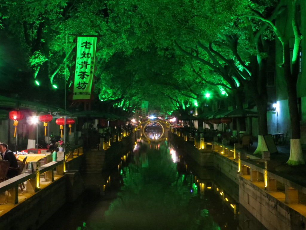 20121102 Tongli - Evening Time