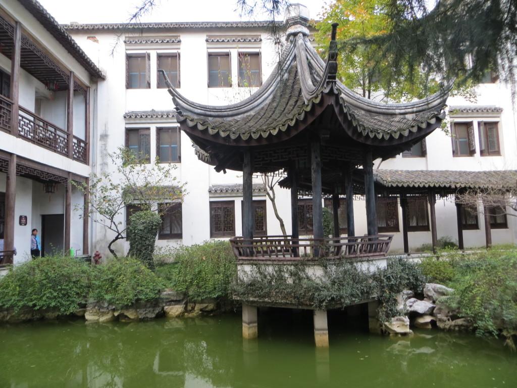 20121102 Tongli - Hotel