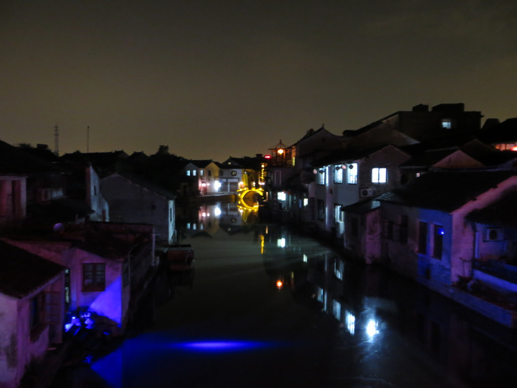 20121102 Tongli - Looking back
