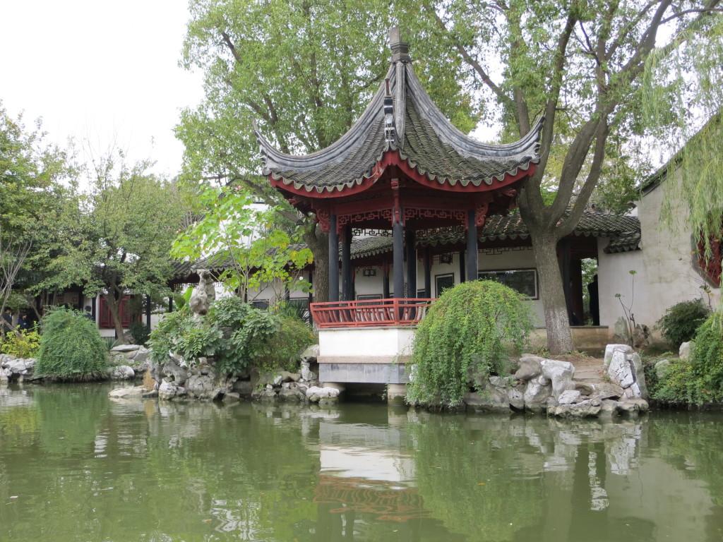20121103 Tongli - Garden