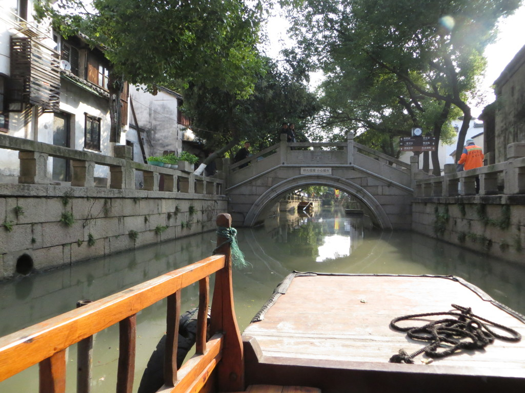 20121103 Tongli - River View