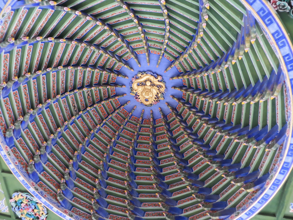 20121103 Tongli - Theatre Roof