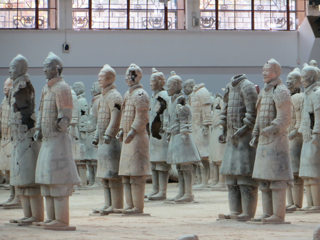 20121030 Xi'an - Terracotta Army12