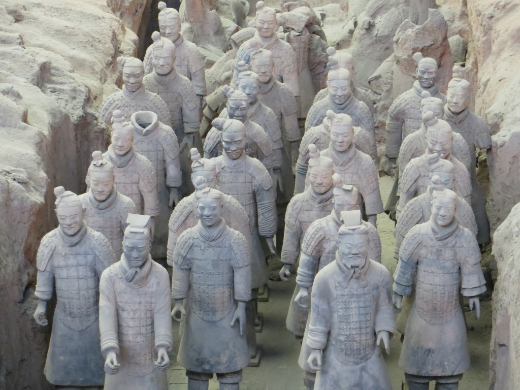 20121030 Xi'an - Terracotta Army2