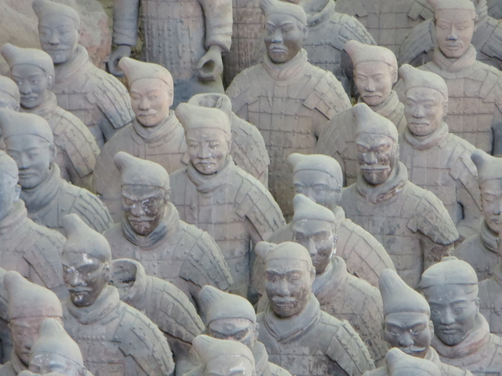 20121030 Xi'an - Terracotta Army27