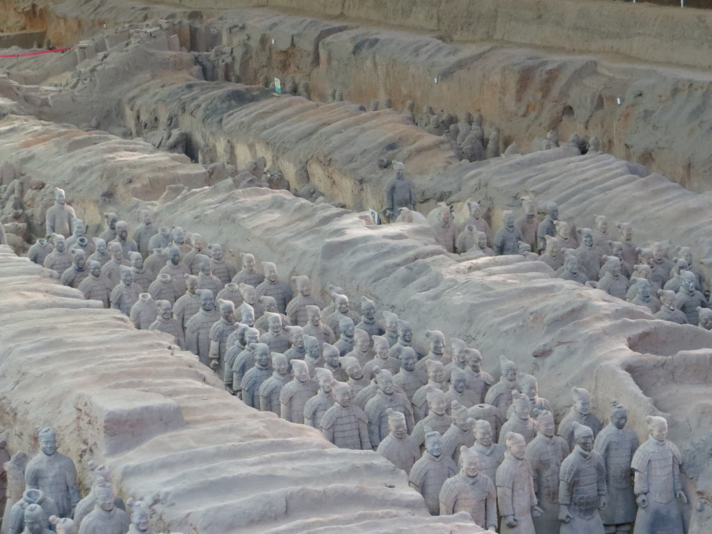 20121030 Xi'an - Terracotta Army3