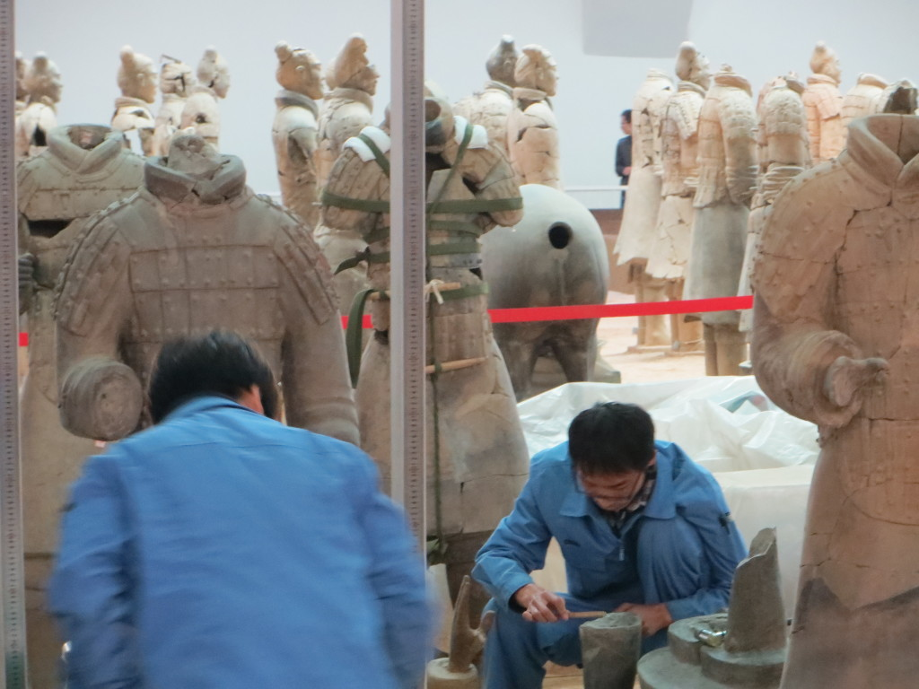 20121030 Xi'an - Terracotta Army39
