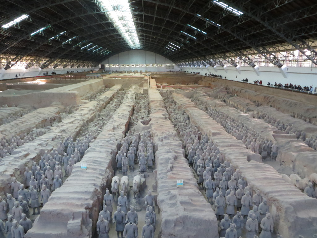 20121030 Xi'an - Terracotta Army4