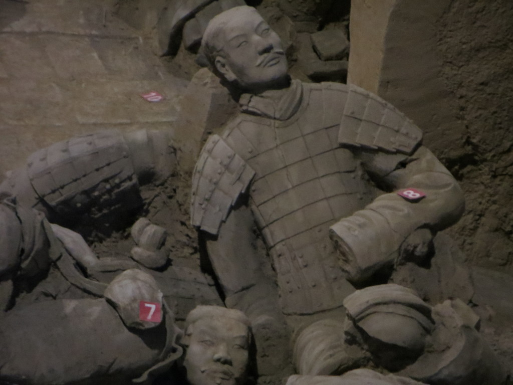 20121030 Xi'an - Terracotta Army42