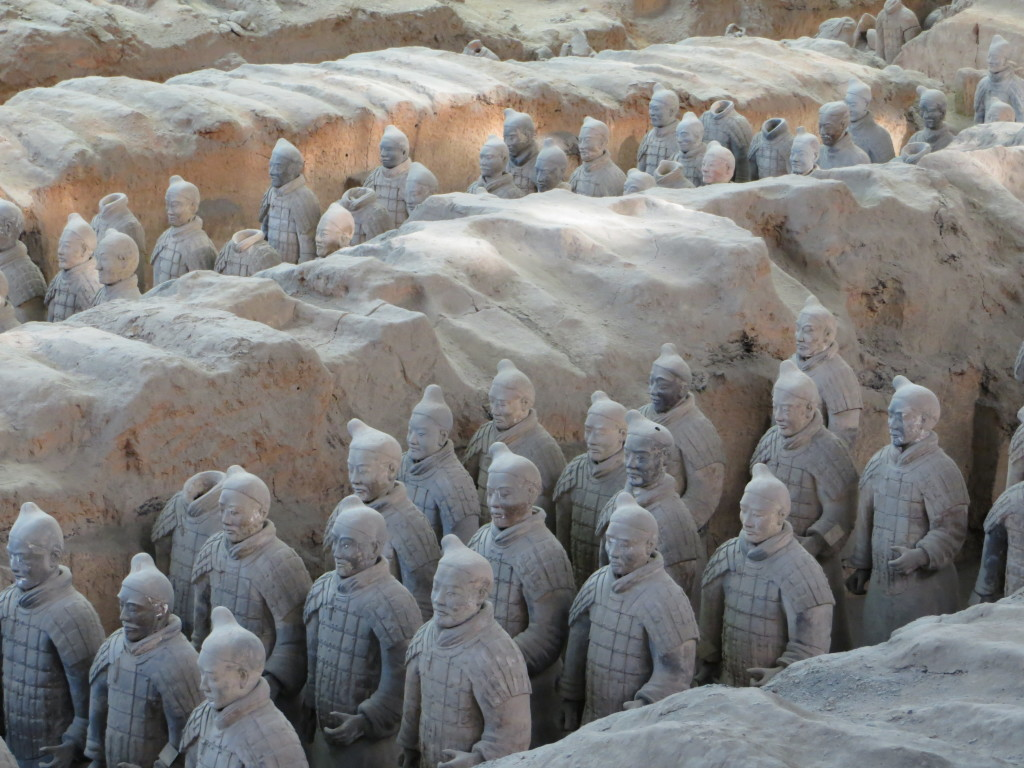 20121030 Xi'an - Terracotta Army7